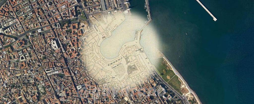 Cartografia Storica Palermo