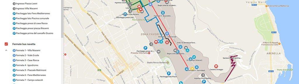 La domenica Favorita, Palermo - Google Maps